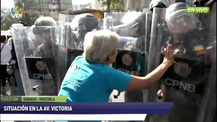 Cadena venezolana NTN24.