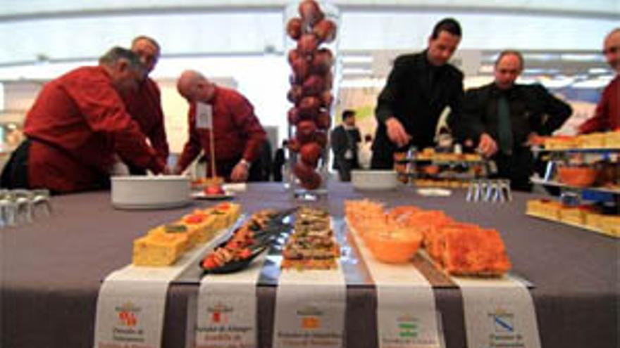 La cocina canaria se cuela en Madrid Fusion