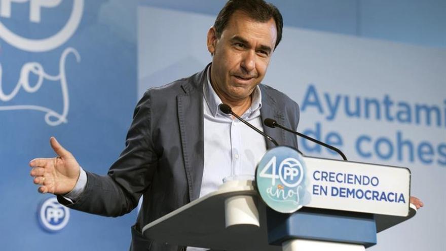 Maíllo: Los independentistas están desquiciados pues saben que van a fracasar