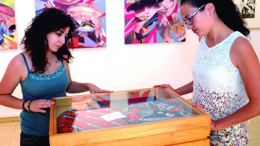 Exposición en Cuenca 'Estival'
