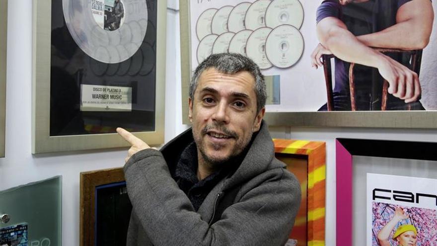 Iván Ferreiro consigue el primer número 1 en ventas de su carrera