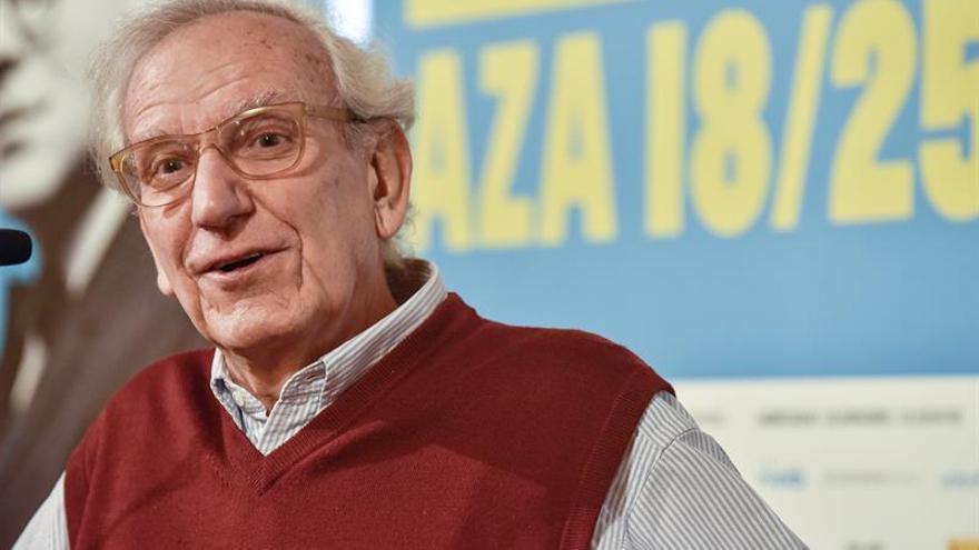 Jaime Chávarri lamenta la escasa apuesta por la cultura con mayúsculas en España