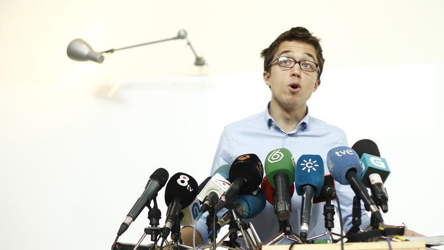 El instructor del expediente disciplinario de la UMA contra Errejón prepara la propuesta definitiva de sanción