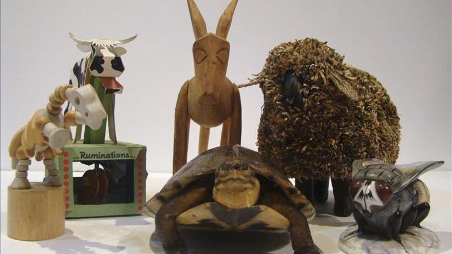 El Museo del Escritor crece con objetos de Monterroso y Agustin Goytisolo