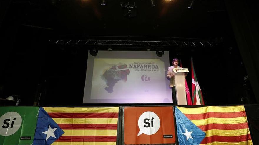 """Urizar (EA): """"La legalidad nunca puede obstaculizar la voluntad popular"""""""
