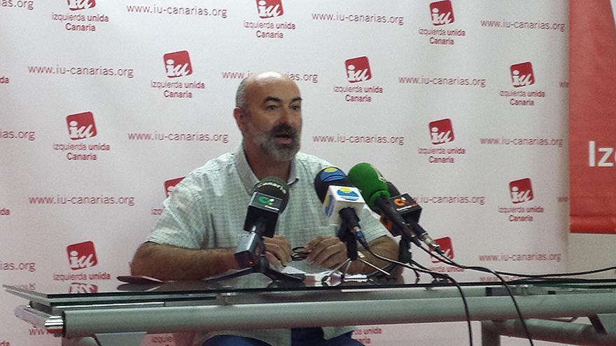 El coordinador del área de Medio Ambiente de IUC, Oriol Prunés.