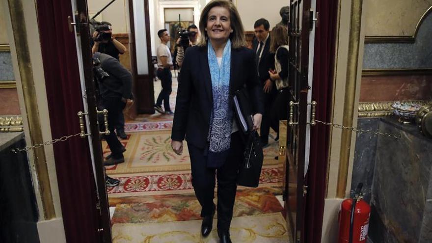 Fátima Báñez pide aprovechar al máximo los 3.260 millones de la Garantía Juvenil de la UE