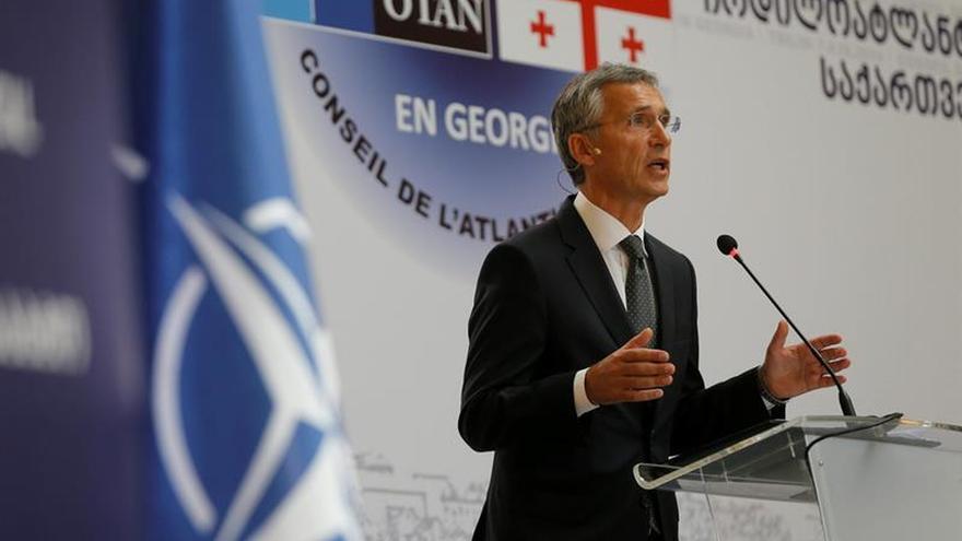 Stoltenberg defiende el diálogo con Rusia para evitar incidentes peligrosos