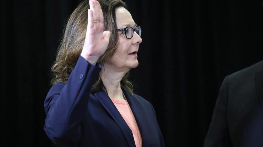 Haspel aboga por reforzar alianzas de la CIA en tiempos para el aislacionismo