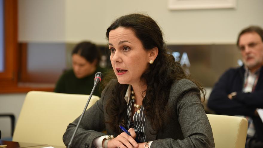 María Carmen Vicente directora general Función Pública Extremadura