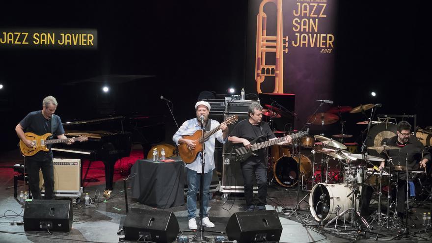 Joao Bosco en Jazz San Javier