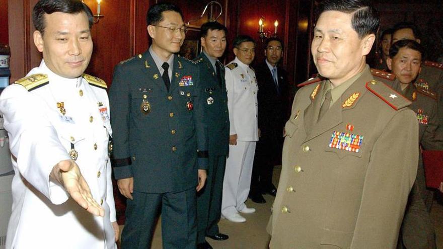 Las dos Coreas celebran primer diálogo militar de alto nivel desde 2007