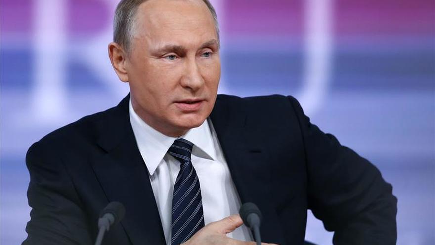 Putin asegura que Rusia ha superado el peor momento de la crisis económica