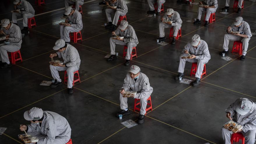 China pone en marcha la diplomacia de las mascarillas