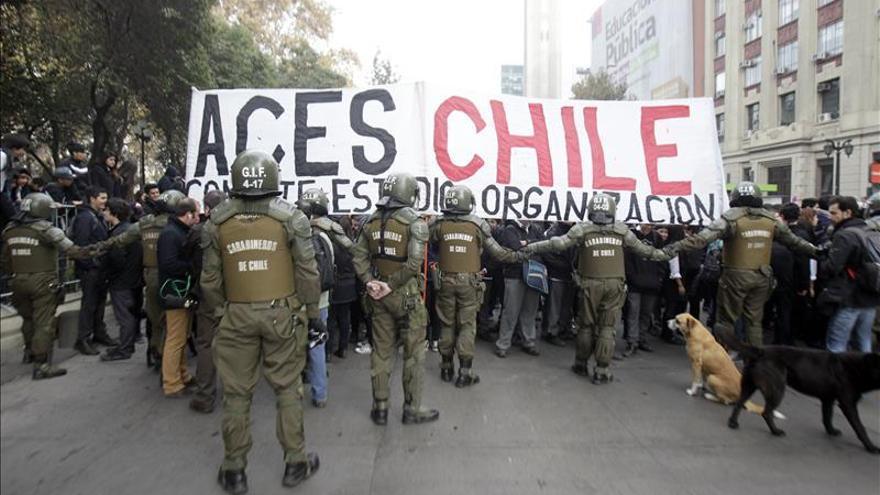 Estudiantes chilenos convocan para este jueves una jornada de movilizaciones