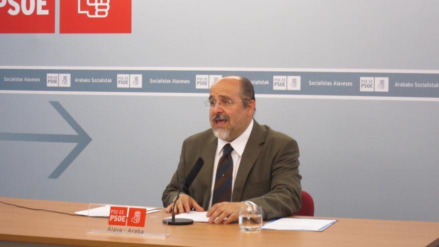 """PSE cree que si Bildu y Sortu quiere acabar con los actos de 'kale borroka' """"pueden hacerlo"""""""