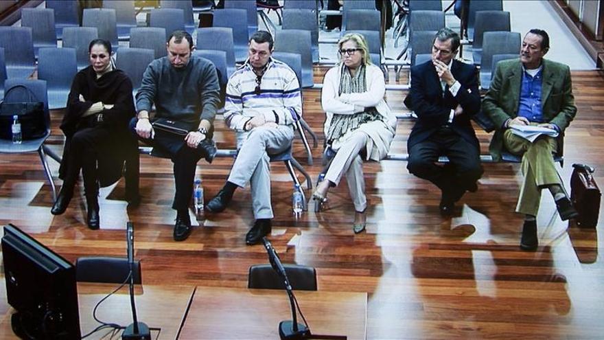 El juicio contra Pantoja, Muñoz y Zaldívar sigue hoy con los informes de los abogados