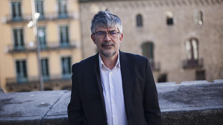 Agustí Colom, concejal de Turismo en el Ayuntamiento de Barcelona