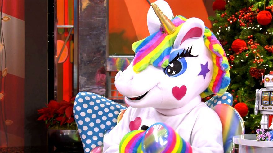 El misterioso pony del 'Mask Singer' de 'Sálvame'