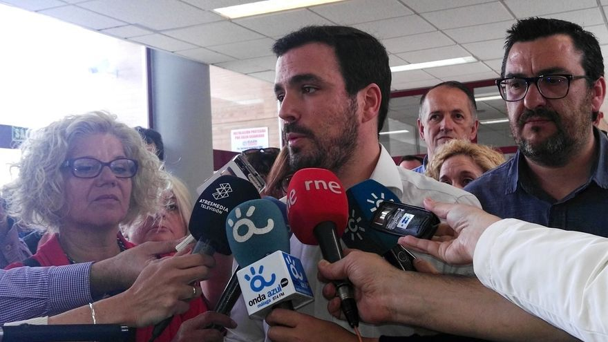 """Garzón defiende a Maduro y sobre la represión policial dice que """"está muriendo gente de un lado y de otro"""""""