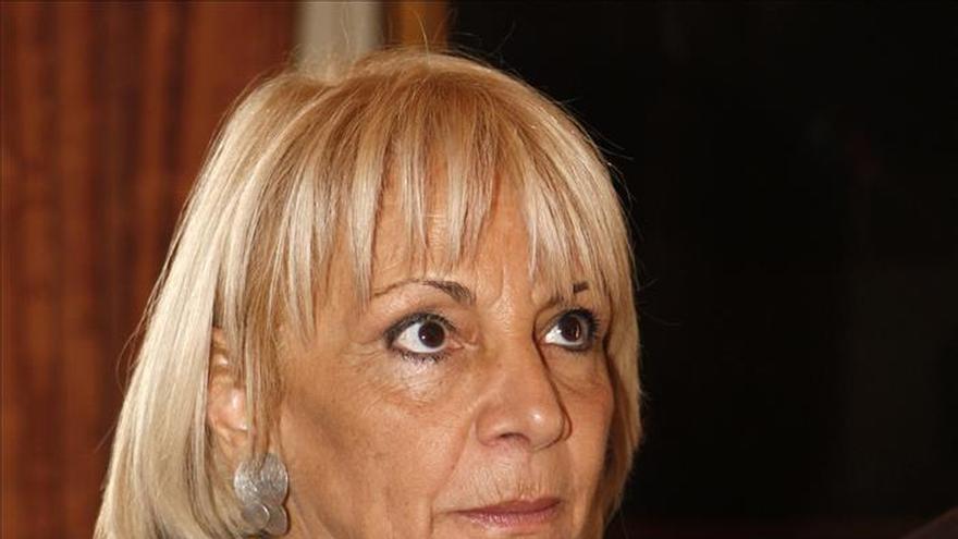 Teófila Martínez defiende la transparencia de las actividades de su marido con Rato