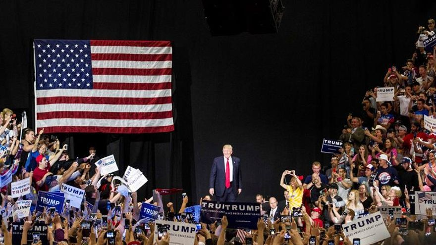 Trump logra los delegados necesarios para asegurar la candidatura republicana
