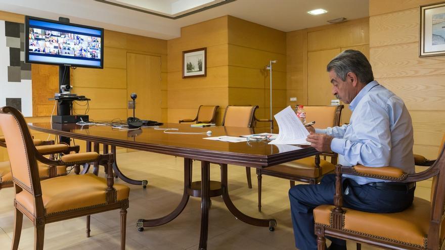 """El PRC apoyará la prórroga de la alarma: """"es necesaria y está justificada"""""""