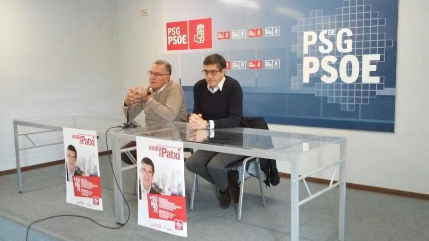 """Patxi López pide a Rajoy que """"en vez de bromas"""" ofrezca explicaciones y """"limpie su partido a fondo"""""""