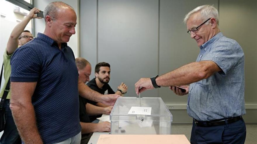 """Ribó: """"Los valencianos necesitamos un Gobierno que trabaje por la ciudad"""""""