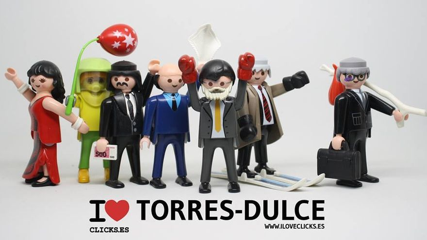 I love Torres-Dulce