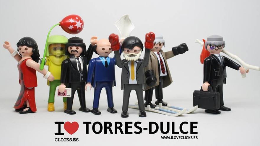 I love Torres-Dulce