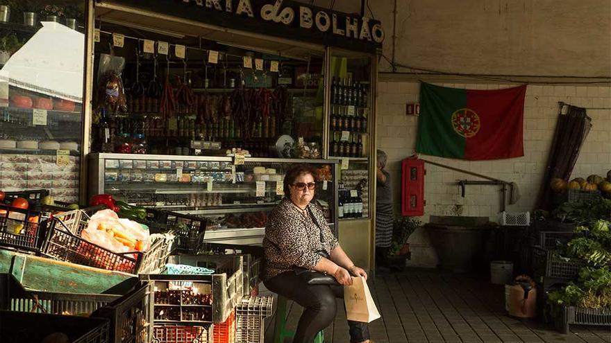 Mercado de Bolhao.