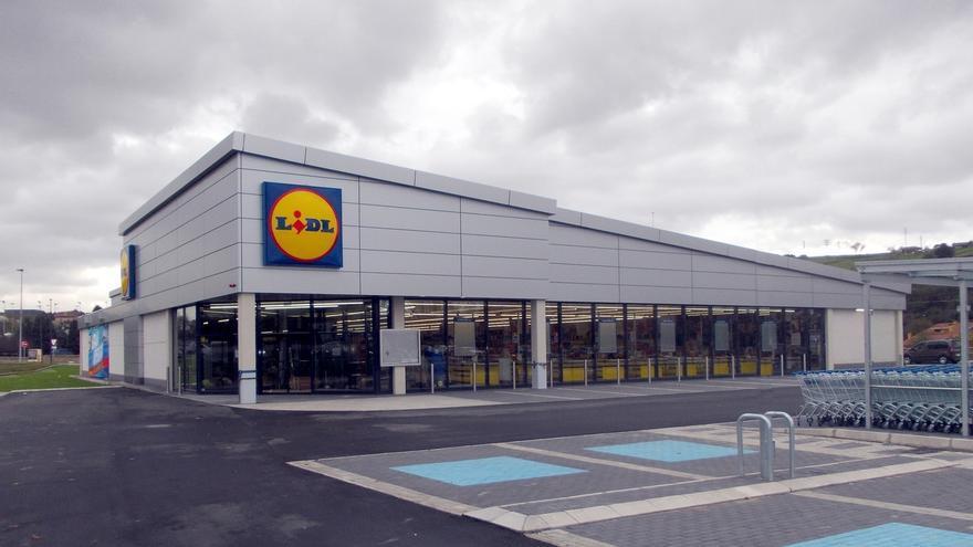 LIDL abrirá este jueves en Erandio su tienda más grande del País Vasco con una sala de ventas de 1.400 m2