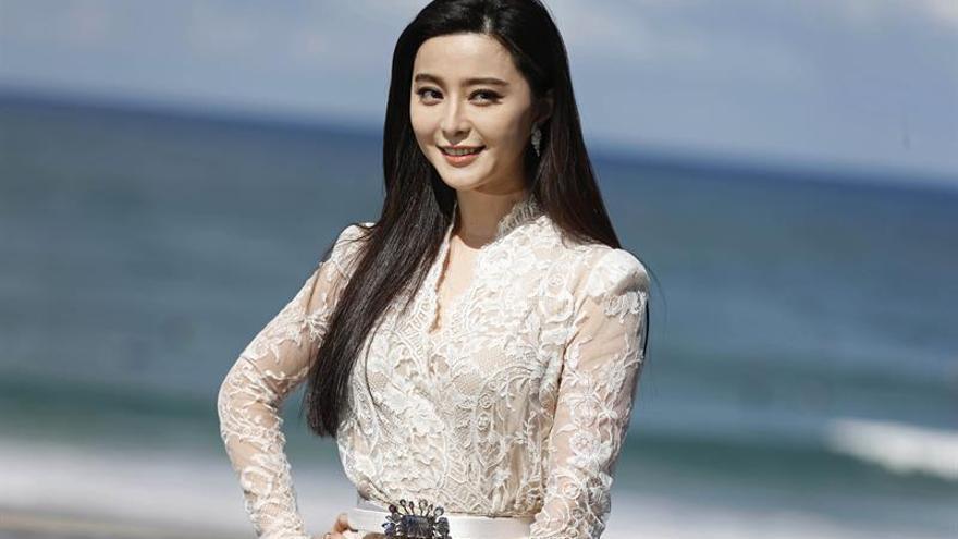 La china Fan Bingbing, Concha de Plata a la mejor actriz