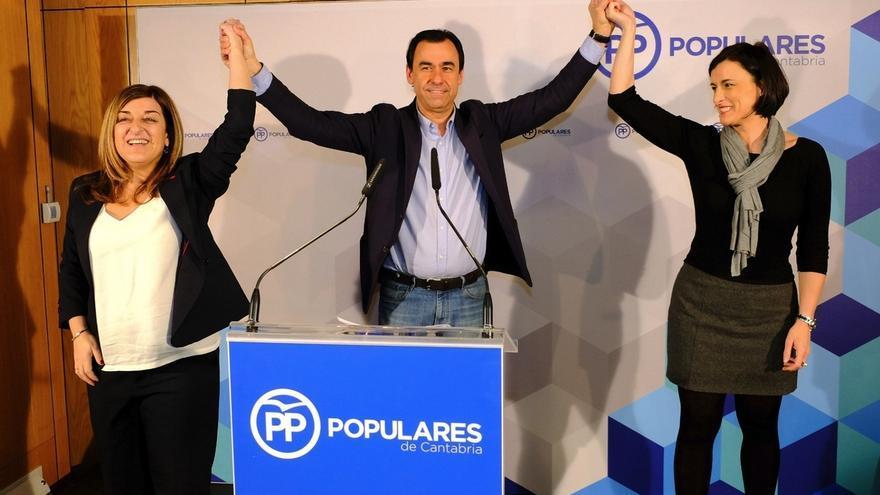 """Maillo pide al PP de Cantabria """"mirar al futuro"""" y trabajar en """"unidad"""" con la dirección de Buruaga"""