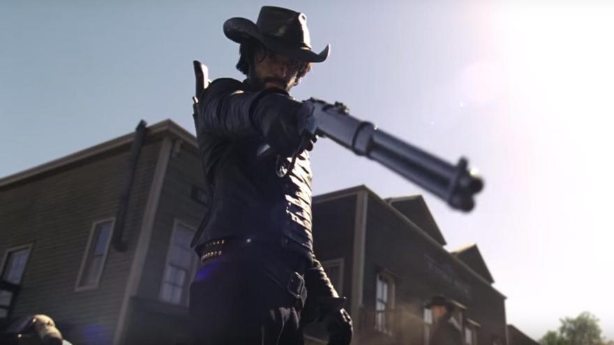 "Fotograma de ""Westworld"""