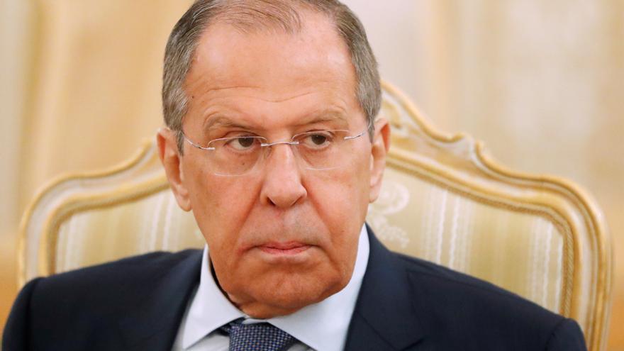 """Lavrov constata un """"crisis de confianza sin precedente"""" entre Rusia y la UE"""