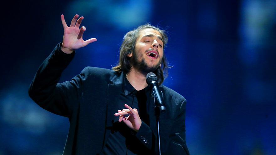 Salvador Sobral en Eurovisión 2017