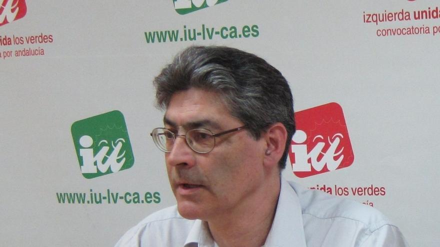 """Críticos de IU piden a dirección andaluza abandonar """"seguidismo"""" con Podemos y """"contundencia"""" ante """"graves injerencias"""""""