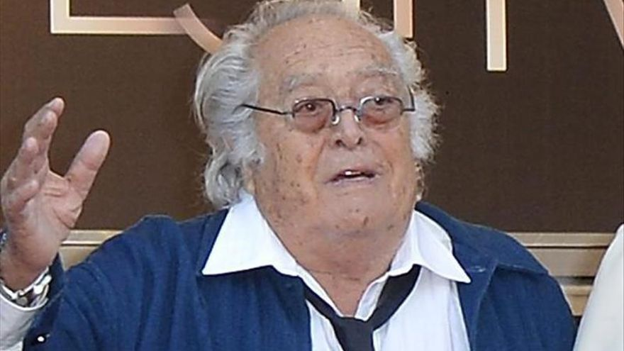 "Muere Lautner, director de Belmondo y del éxito ""Les tontons flingeurs"""
