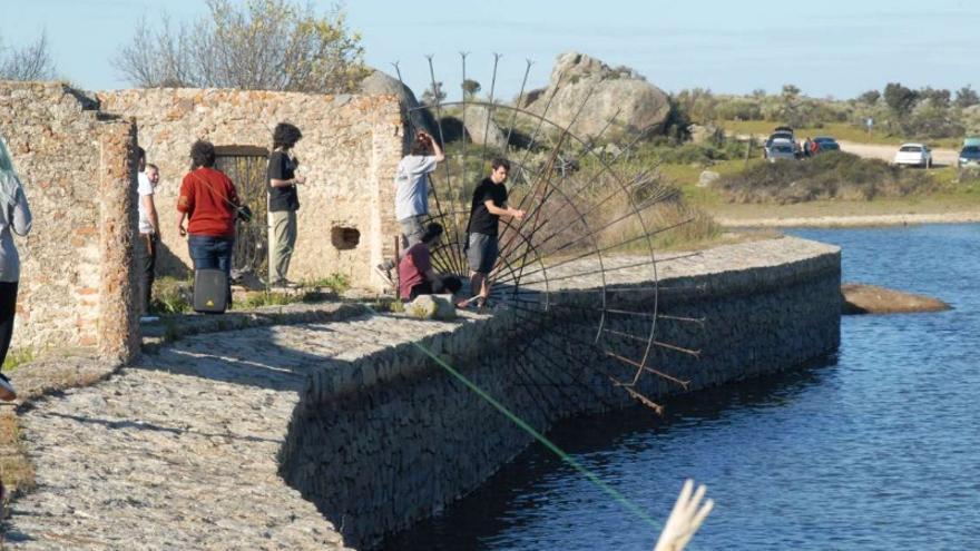 Performances en el Museo Vostell Malpartida y el Monumento Natural de Los Barruecos