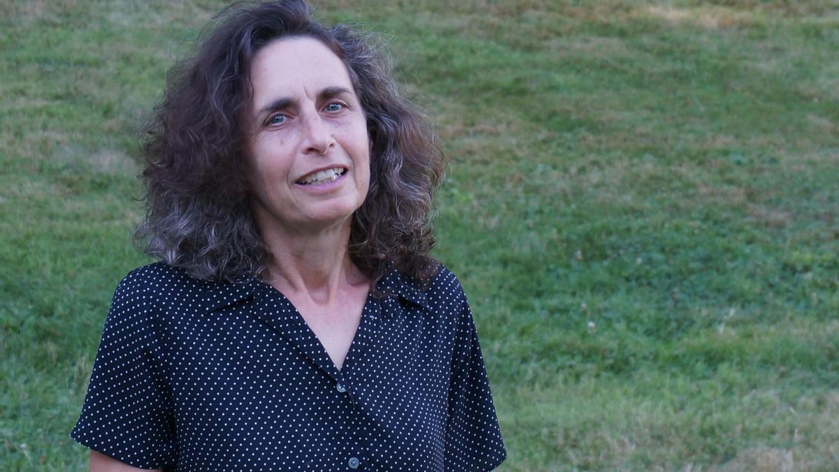 Elizabeth Kolbert, periodista estadounidense y ganadora del premio Pulitzer en 2015.