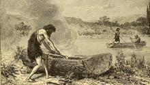 Navegantes del Paleolítico