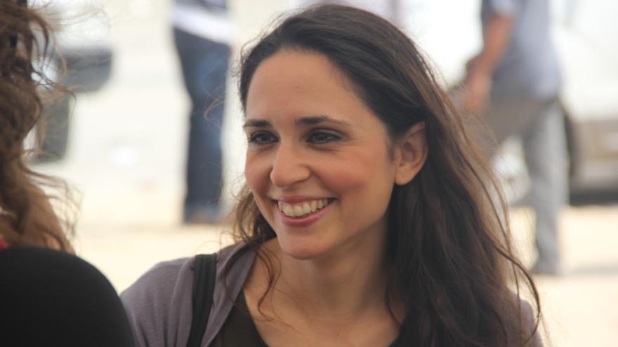 Isabel Pérez.