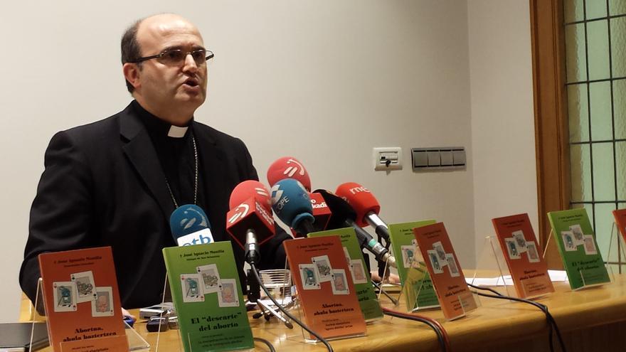 El Obispo de San Sebastián, José Ignacio Munilla, presenta su Carta 'El descarte del Aborto'