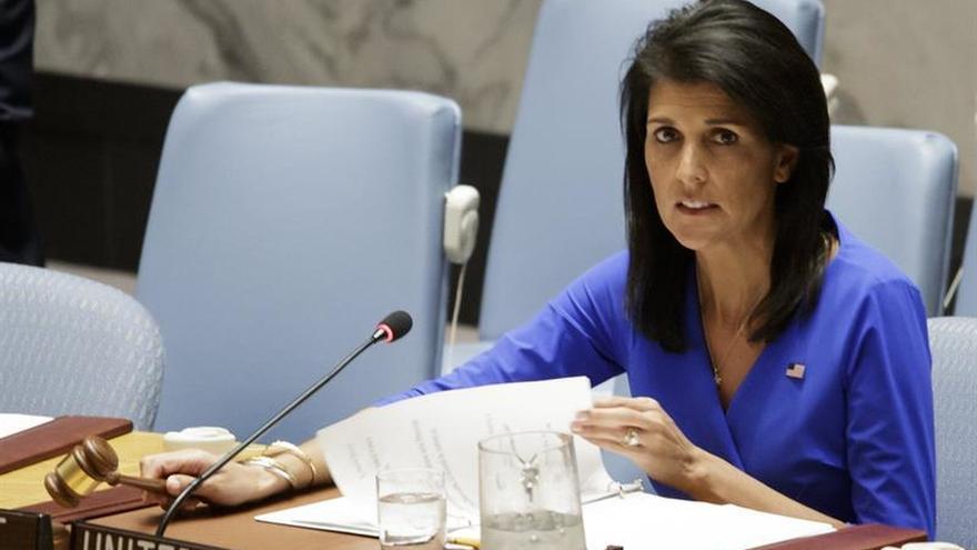 EE.UU. defiende en la ONU que Irán es la principal amenaza en Oriente Medio
