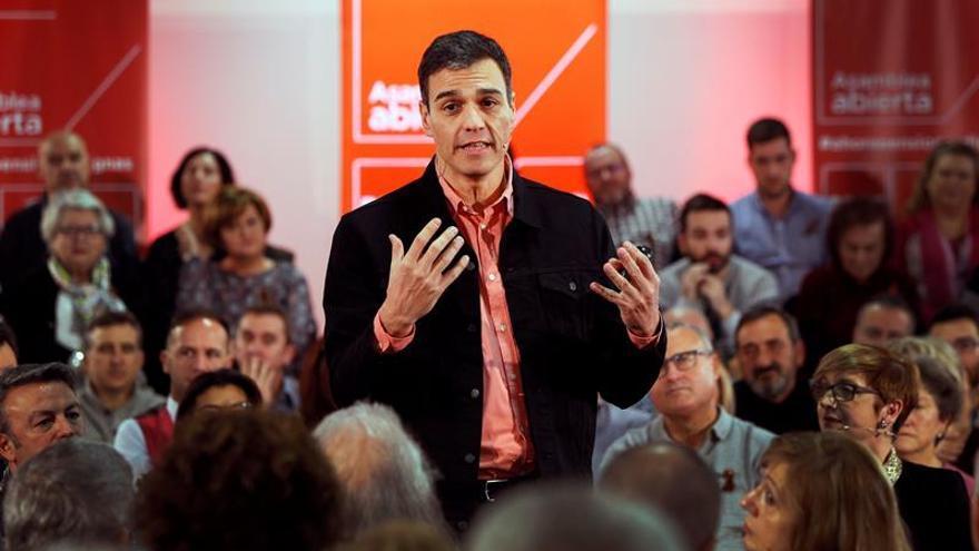 """Sánchez pide no asistir """"impávidos"""" al desmantelamiento del estado del bienestar"""