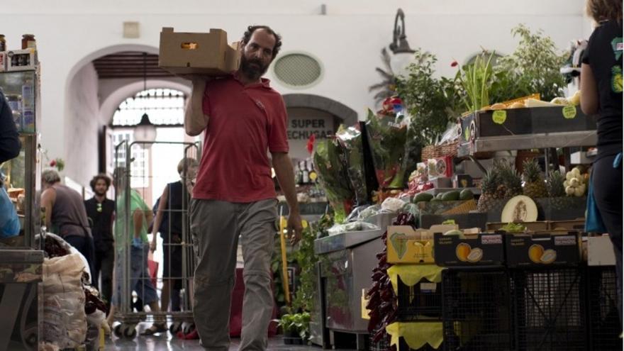 Una imagen del mercado de La Palma gana un concurso a nivel nacional