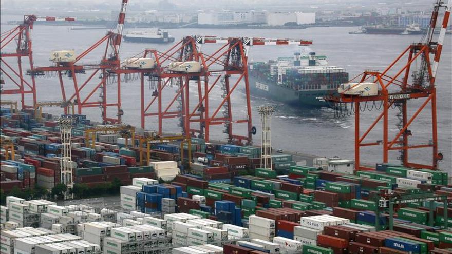 Los pedidos de maquinaria subieron en octubre en Japón un 10,7 por ciento