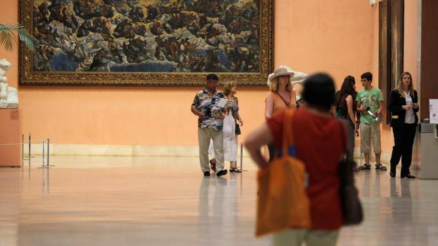 Sube un 38 % turismo internacional que visita España por motivos culturales